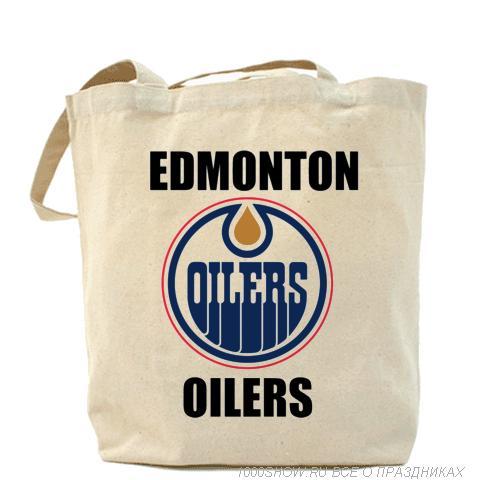 Холщовая сумка Edmont.