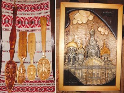 Россия. Cувенирная продукция